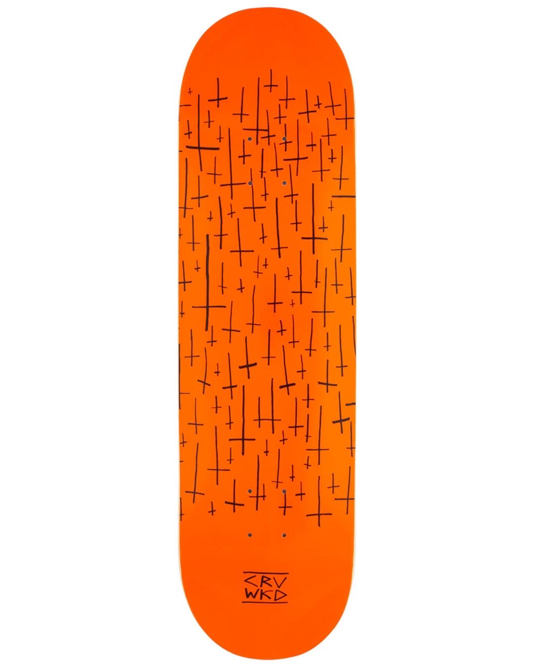 Carve Wicked: Team Deck 8.5""