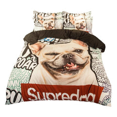 Bedding Set Supredog