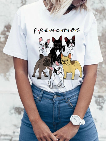 T-Shirt FRENCHIES Woman
