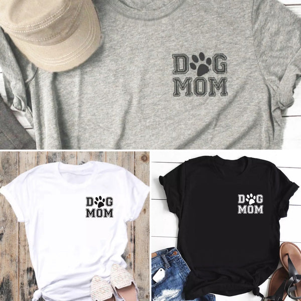 T-Shirt Dog Mom 1