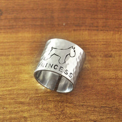 Custom Dog Ring