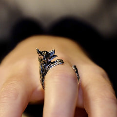 German Sheperd Ring