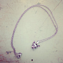 French Bulldog Necklace Model 2