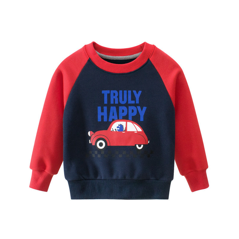 """Truly Happy"" Jumper"