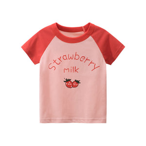 'Strawberry Milk' T-Shirt