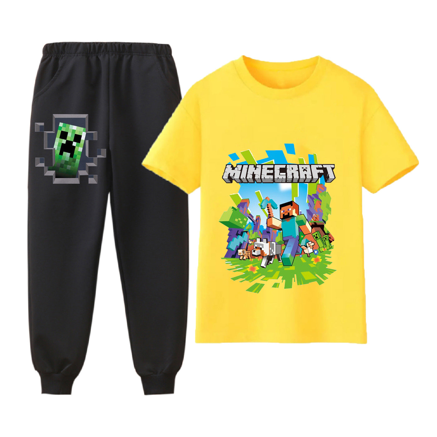 Minecraft Jogging Set