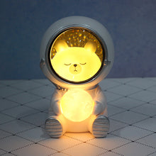 Load image into Gallery viewer, Starry sky animal atmosphere night light