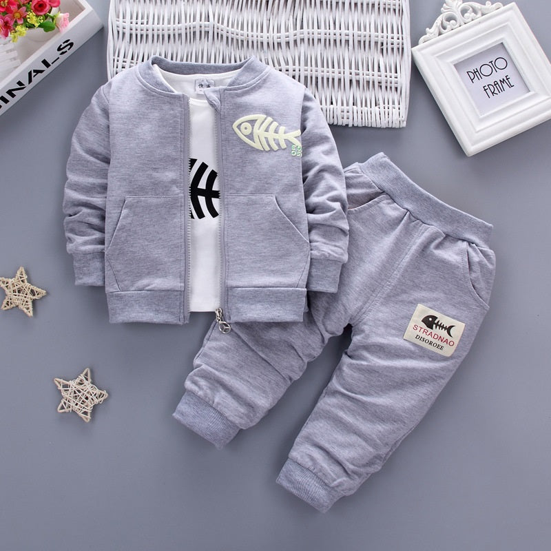 Three-Piece Jogging Set