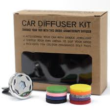 Car Diffuser Kit - Assorted Designs
