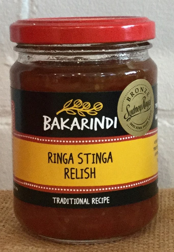 Bakarindi - Rinda Stinga Relish 250gm