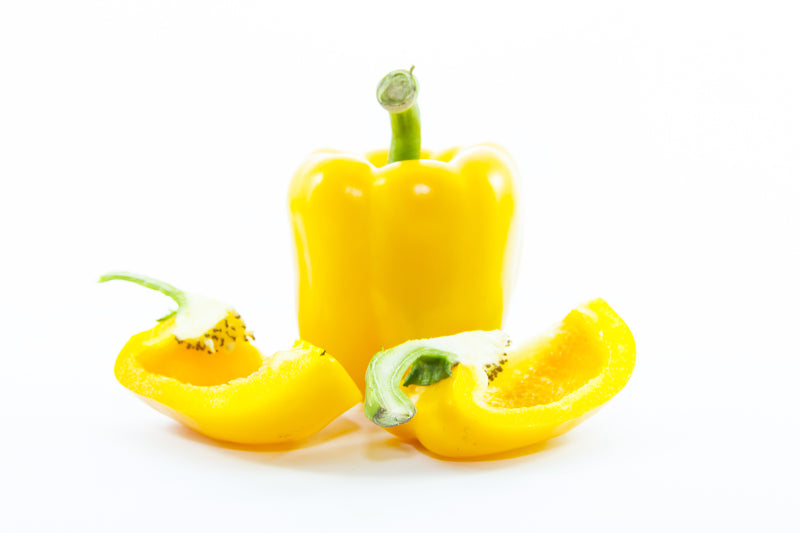 Capsicums Yellow