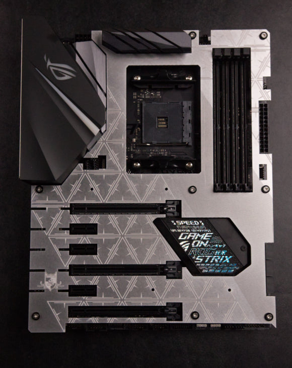 Scratch & Dent  - Asus X470-F Gaming Armor TMR Laser Etching