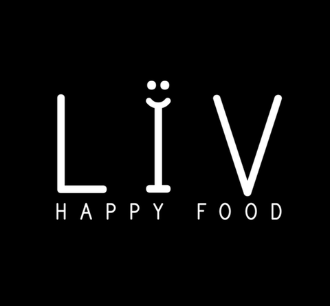 logo de LIV Happy Food