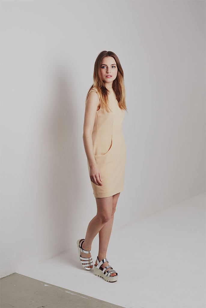 Midi-Kleid Pure New Wool