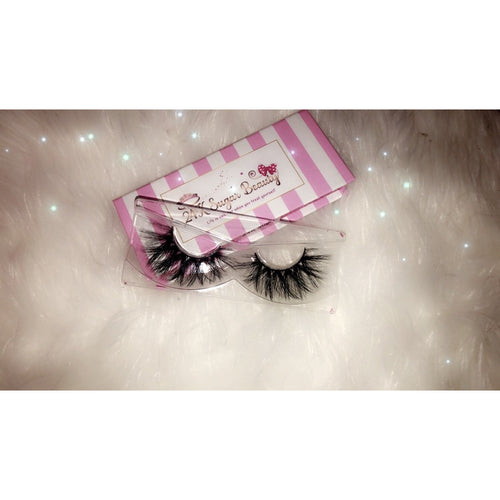 24K Sugar 25MM Mink Lashes - Signature Lashes - Similar to Lily Lashes in  Carmel