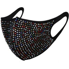 Load image into Gallery viewer, Sparkle and Bling Reusable Face Mask