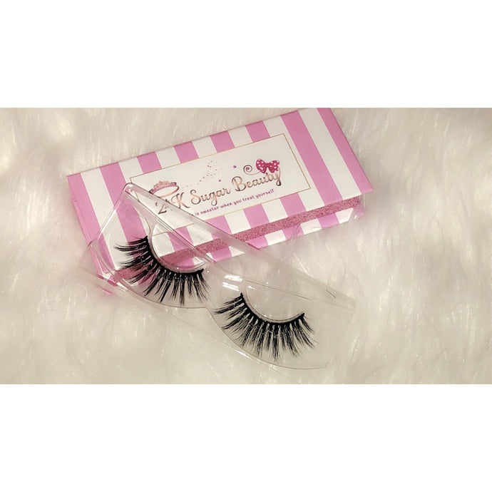 Sexy 3D Lashes - 24K Sugar - Similar to Lily Lashes in Goddess