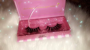 Sugar Momma - 3D Mink Lashes - 24K Sugar - Similar to Lily Lashes in Cannes