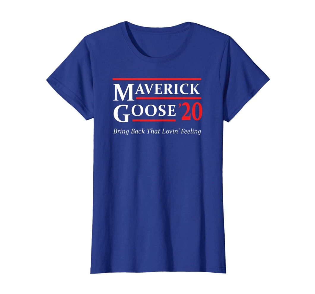 Maverick and Goose 2020 Presidential Election