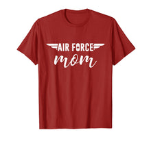 Load image into Gallery viewer, Proud Air Force Military Mom Gift Mother Day T-Shirt