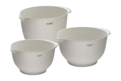 Set of 3 Melamine Mixing Bowls