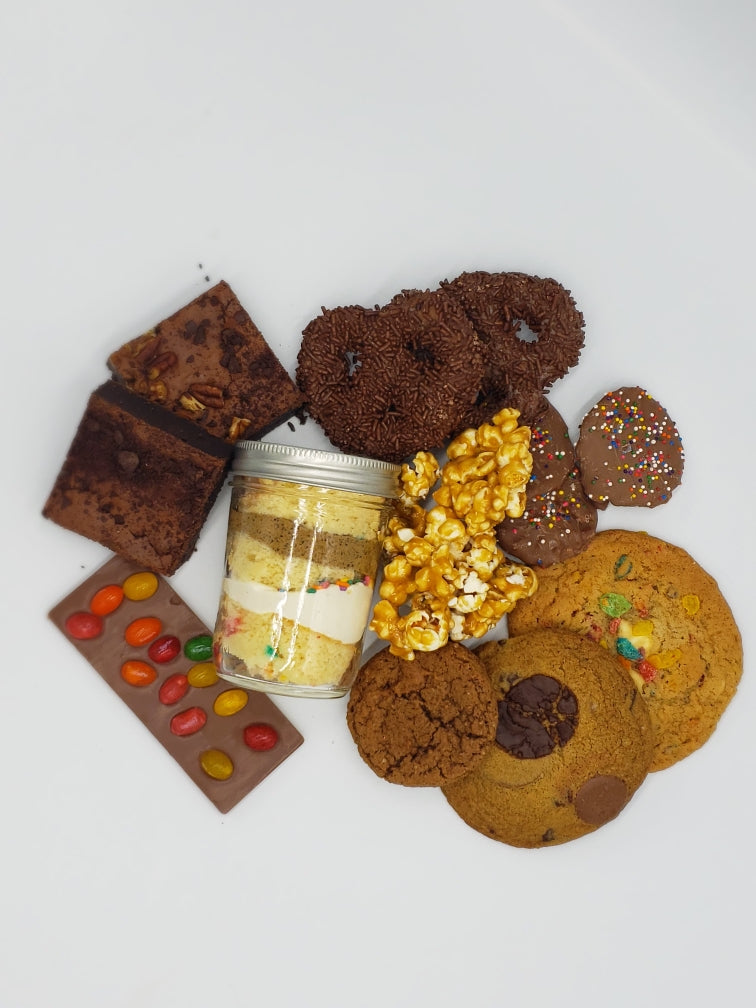 Sweet Treats DMV's Scrumptious Brownie Pack - 2 flavors