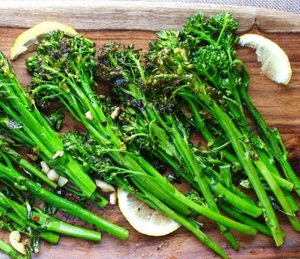 Broccolini with Garlic and Preserved Lemon
