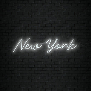 Open image in slideshow, New York Neon Sign