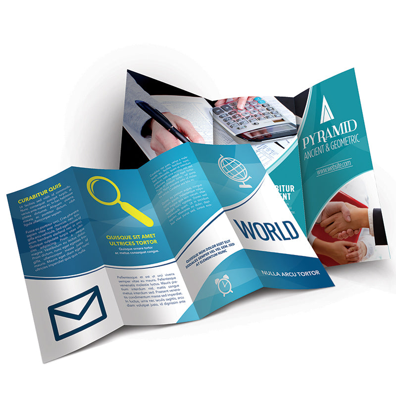 "Brochure / Trifolds - 11"" x 17"""