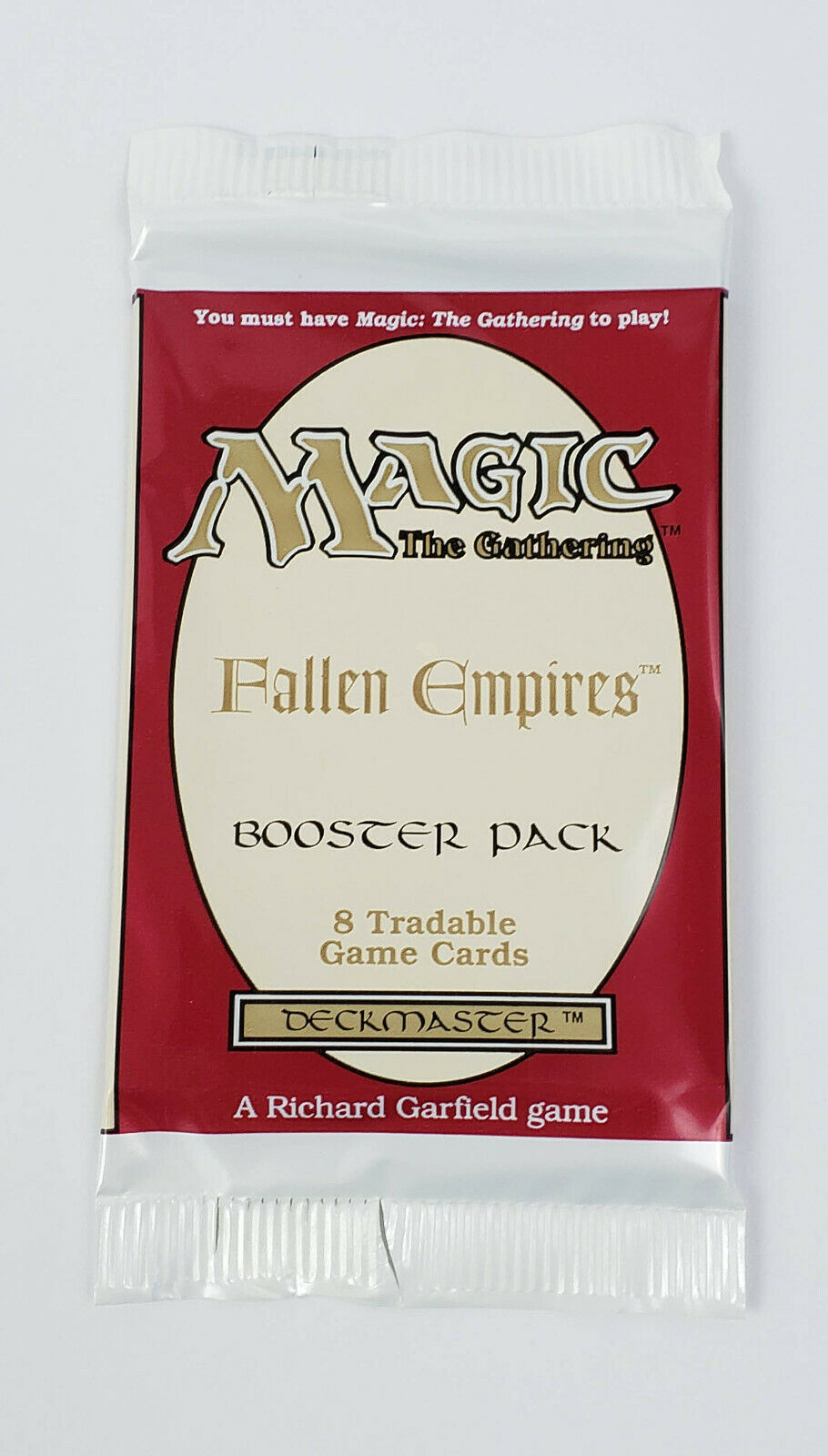 Fallen Empires Booster Pack | Cosmic Games