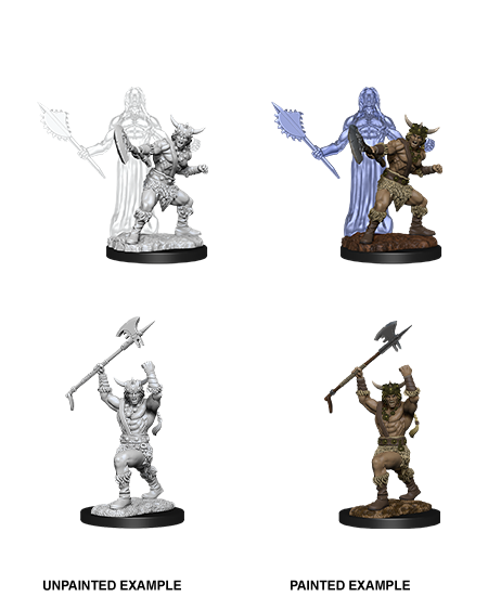 Wizkids Nolzur's Marvelous Miniatures: Human Barbarian | Cosmic Games