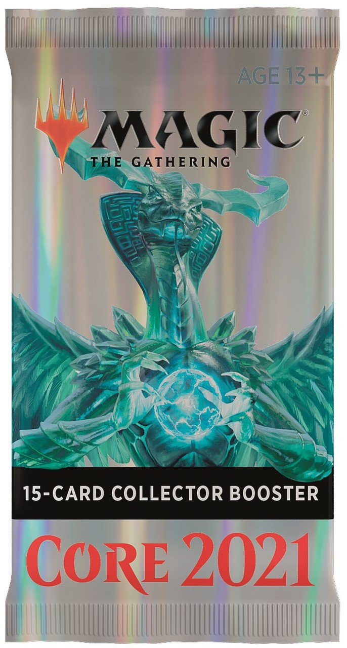 Core 2021 Collector Booster Pack | Cosmic Games