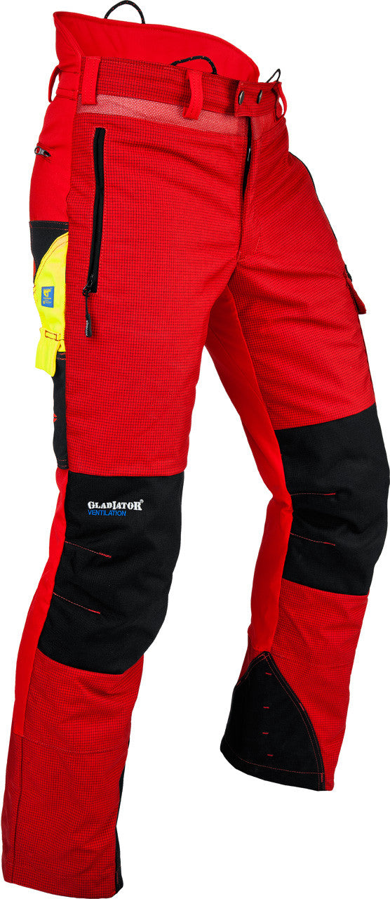 Pfanner Gladiatior Ventilation Chainsaw Trousers The