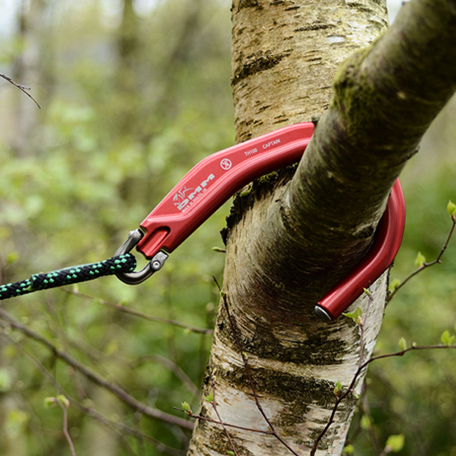 DMM Captain Traverse Hook - Treegear Australia