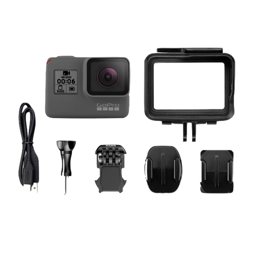 GoPro Hero 6 Black Camera - Treegear Australia