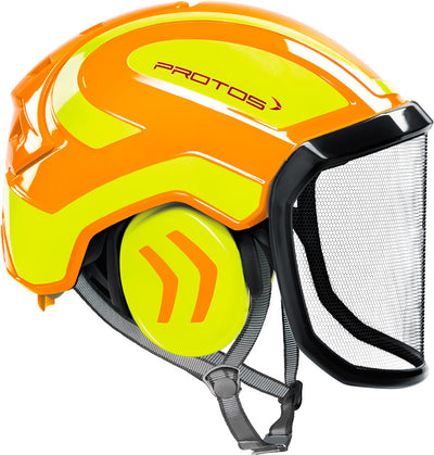 Protos Integral Arborist Helmet,  The Treegear Store - 3