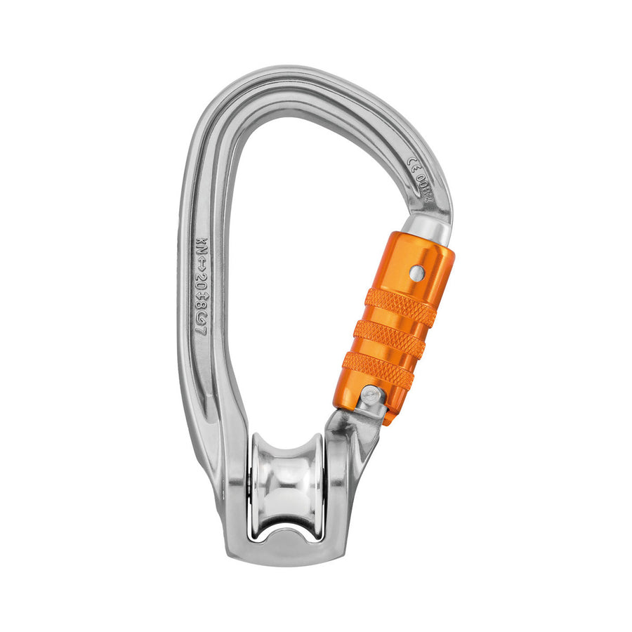 Petzl Rollclip Z Triact Pulley Carabiner