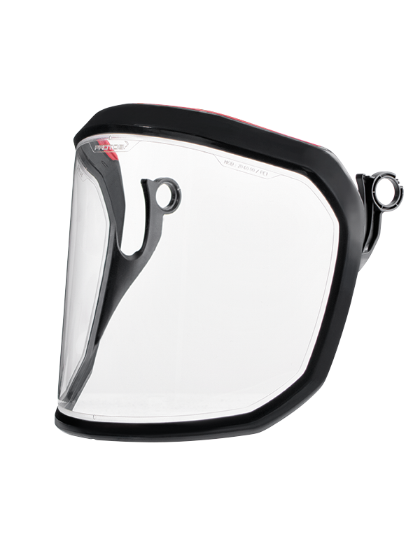 Protos Integral Clear Visor