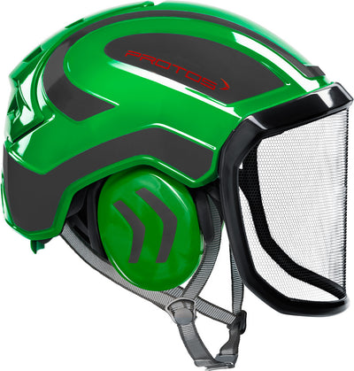 Protos Integral Arborist Helmet,  The Treegear Store - 8