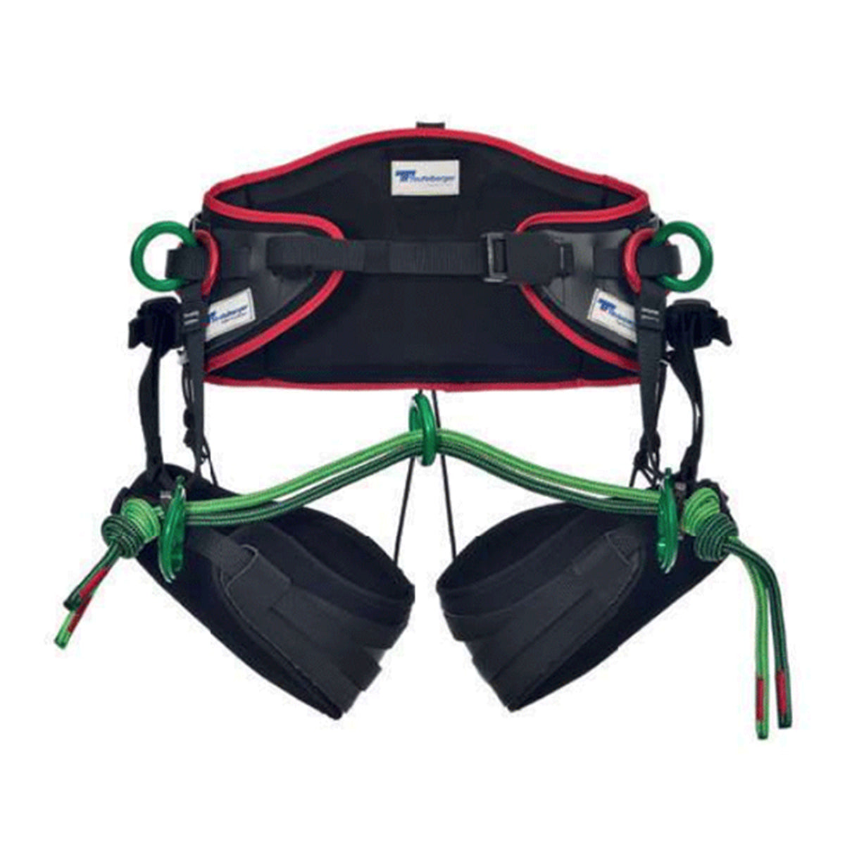 54bae6f6075 Teufelberger Treemotion Evo Harness for Tree Climbing