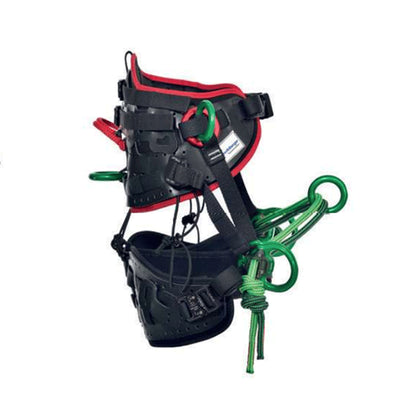 Teufelberger Treemotion Evo Harness for Tree Climbing Side view