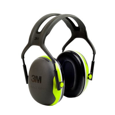 3M Peltor X4P3 Headband Hearing Protection - Treegear Australia