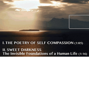 USB Flash Drive - The Poetry of Self Compassion & Sweet Darkness
