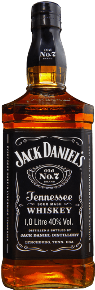 Jack Daniel's Old No 7 Tennessee Whisky