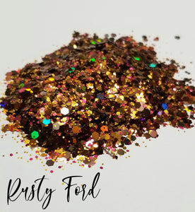 Rusty Ford