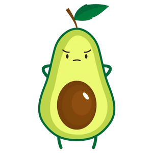 Grummel Avocado mini