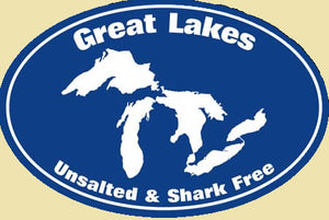 Great Lakes: Unsalted & Shark Free