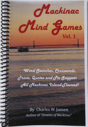 Mackinac Mind Games Vol. 1