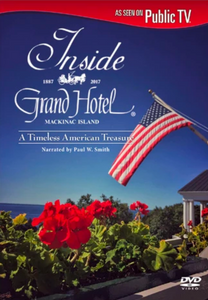 Inside Grand Hotel: A Timeless American Treasure(DVD)
