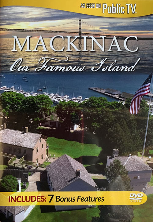 Mackinac: Our Famous Island DVD